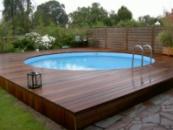 Каркасный бассейн Intex 28236. Бассейны - роскошь доступна каждому