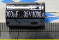1000uF 35V конденсатор
