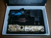Камуфляжный мощный фонарь на 3000 W POLICE M 8638 - CREE