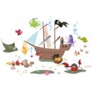 Наклейка Детская Corsair
