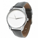 Часы наручные «Минимализм» серый