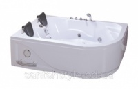 Гидромассажная ванна акриловая Iris TLP-631 L 1800х1200х660