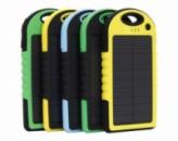 Солнечная зарядка Power bank 10000 mah