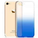 TPU+PC Ombre для Apple iPhone 7 / 8 (4.7«) Синий