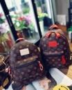 3-78 Молодежный рюкзак в стиле Луи Витон женский рюкзак Стильный Прогулочный