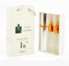 Мужской мини парфюм Chanel Bleu de Chanel (Шанель Блю дэ Шанель) 3*15 мл