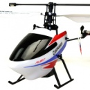 Вертолёт 4-к микро р/у 2.4GHz WL Toys V911-pro Skywalker