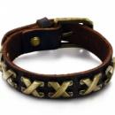 Наручные кожаные браслеты