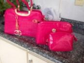 Набор ярких сумок