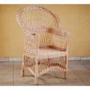 Кресло плетеное из лозы Обычное (Простое)