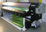 Широкоформатная печать в сжатые сроки и по разумной цене.