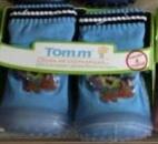 Пинетки-носочки с не скользящей силиконовой подошвой С-Т32-09 тм Том.м