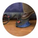 Насос ножной Intex 69611 29см