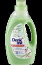 Жидкий порошок для стирки универсальный DM Denkmit Vollwascmittel Apfel-blute+Aloe 1,5л