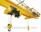 Кран мостовой электрический однобалочный подвесной г/п 1 до 10т
