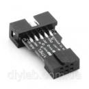 Адаптер 10 Pin на 6 Pin для ATMEL AVR ISP для програматора