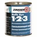 Адгезионный грунт на акриловой основе (пятноустраняющий) Zinsser Bulls Eye 1-2-3, 0,946л