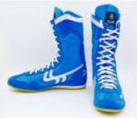Боксерки замшевые Z-3206B (р.34-45)синий