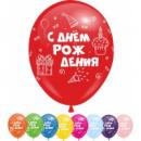 Шар «С днем рождения»