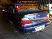 Тягово-сцепное устройство (фаркоп) Daewoo Nexia (sedan) (1997-...)