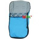 Теплый конверт для коляски Capella Blue Check