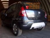 Тягово-сцепное устройство (фаркоп) Dacia Sandero (2008-2012)