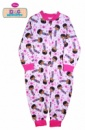 Пижамы сдельные слипы, человечки для девочек, «Доктор Плюшева» («Doc McStuffins»), бренд «Disney»