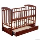 Ліжко «Наталка» шухляда + маятник