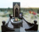 Памятник установили на Северном кладбище №1