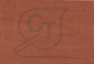 Матовая пленка ПВХ Яблоня Толедо для МДФ фасадов и накладок.