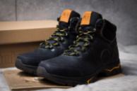 Зимние ботинки  на мехуTimberland Pro Series, темно-синие (30933) размеры в наличии ► [  40 (последняя пара)  ]