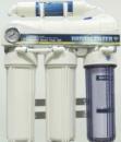 Система обратного осмоса Kristal Filter Diamond Direct Flow 400P (пятиступенчатая 400 галлон/сутки с помпой)