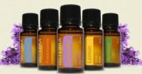 Ефірні масла терапевтичної дії doTERRA.