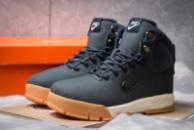 Зимние ботинки на меху Nike ACC Winter, темно-синий (30391),  [  44 (последняя пара)  ]