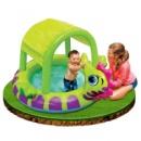Надувной игровой центр бассейн Intex 57110