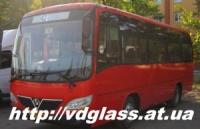 Лобовое стекло для автобусов Shaolin SLG 6722 в Никополе