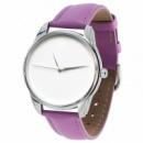 Часы наручные «Минимализм» фиолетовый