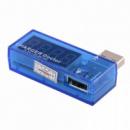 USB тестер вольтметр амперметр контроль заряда