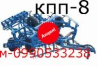 Культиваторы паровые  прицепные  КПП - 8 (КПП - 14,8)