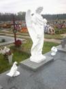 Скульптура из бетона №5