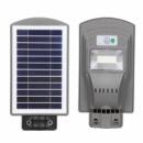 LED вуличний світильник на сонячній батареї UNILITE 20W 6500К