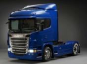 Лобовое стекло Scania 5 серии