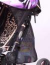 Боковая сетка для коляски