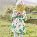 Платье для девочки Цветущая поляна