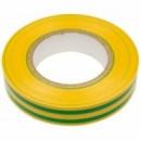 Ізострічка ПВХ 0,13х19х20 м жовто зелена