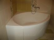 Угловая акриловая ванна KOLO Magnum 1550х1550х630 с ножками XWN3055