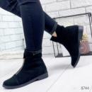 Ботинки женски Amy черный