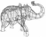 Слон S (ELEPHANT S)