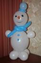 снеговик №1