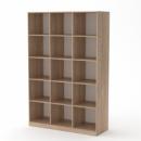 Книжный шкаф КШ 3